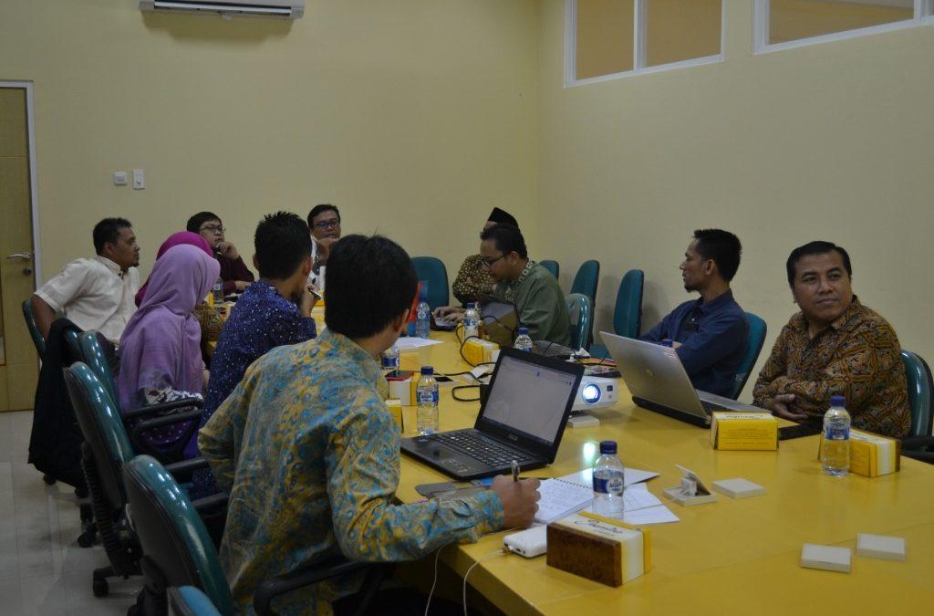 Lakukan FGD, Akademisi HI dari Tujuh Universitas Islam Bentuk Insiera