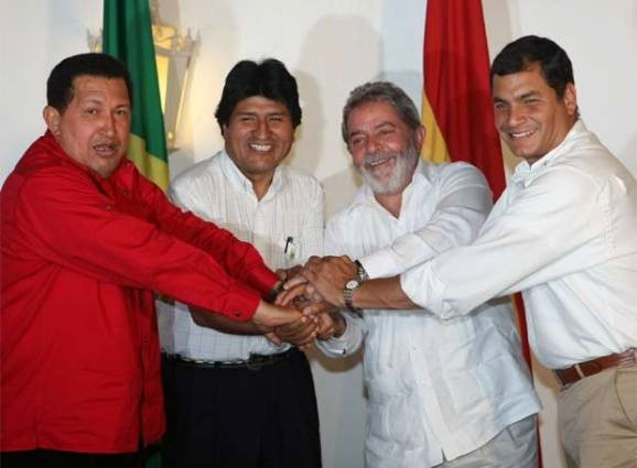 Hugo Chávez dan Kebangkitan Populisme-Kiri Amerika Latin: Venezuela Era Hugo Chávez (1998-2006)